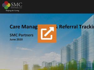 SMC Partners Off the Shelf Offerings