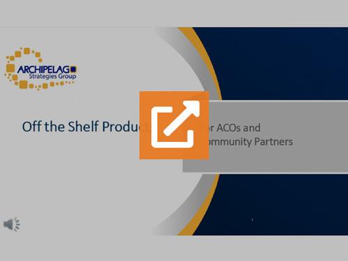 Archipelago Strategies Group Off the Shelf Offerings
