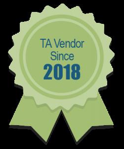 TA Vendor Since 2018