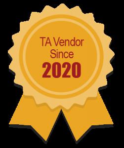 TA Vendor Since 2020