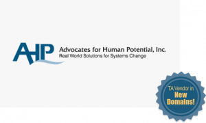 Advocates for Human Potential, Inc. - TA Vendor in New Domain!