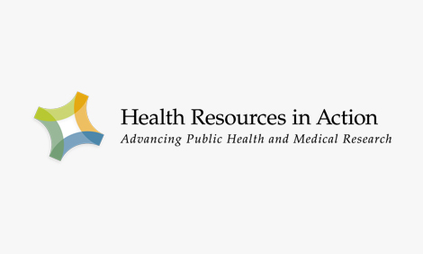 Health Resources in Action Logo