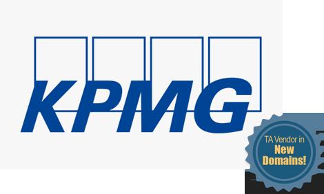 KPMG - TA Vendor in New Domains!