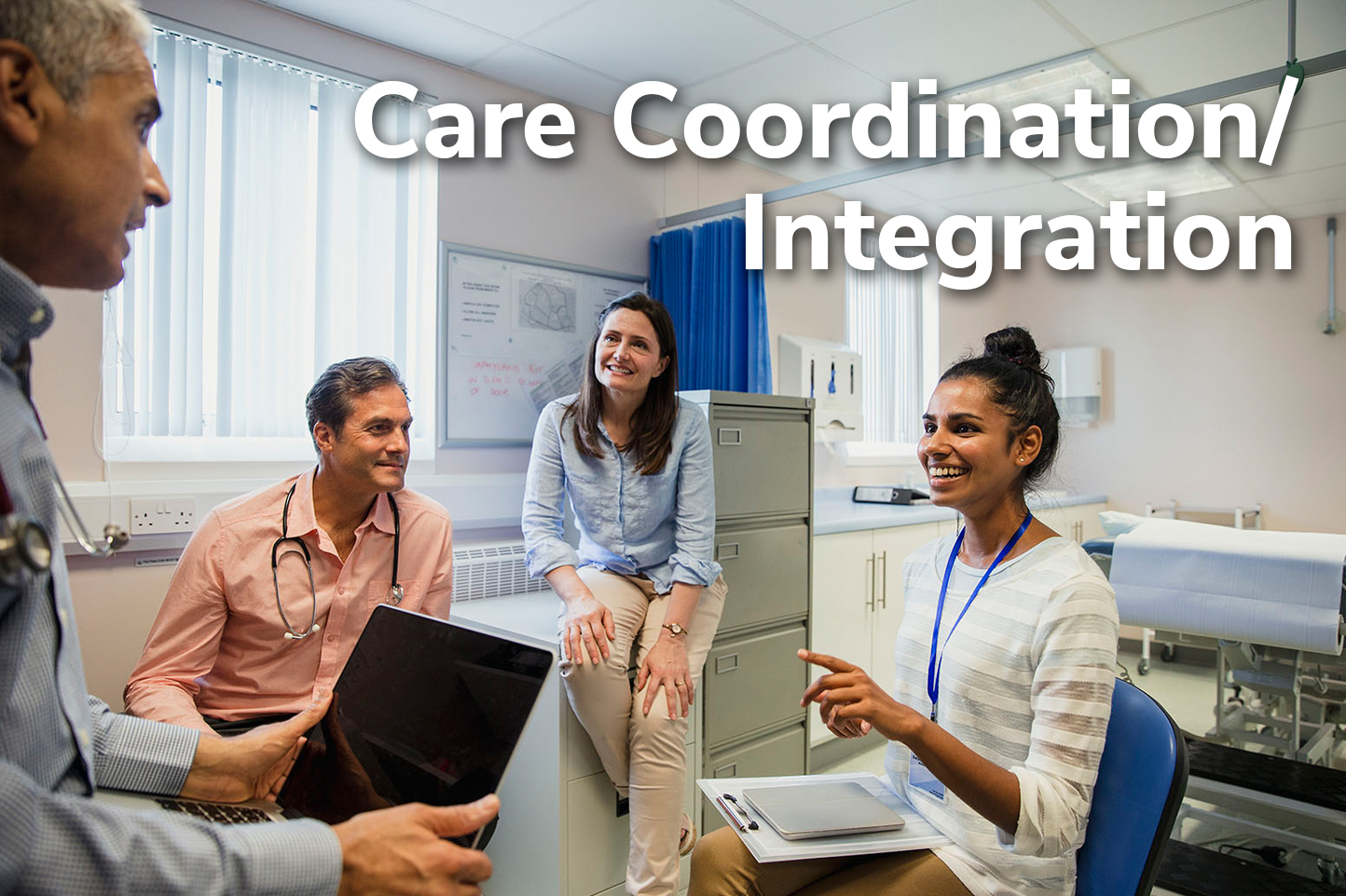 Care Coordination/Integration Title Frame
