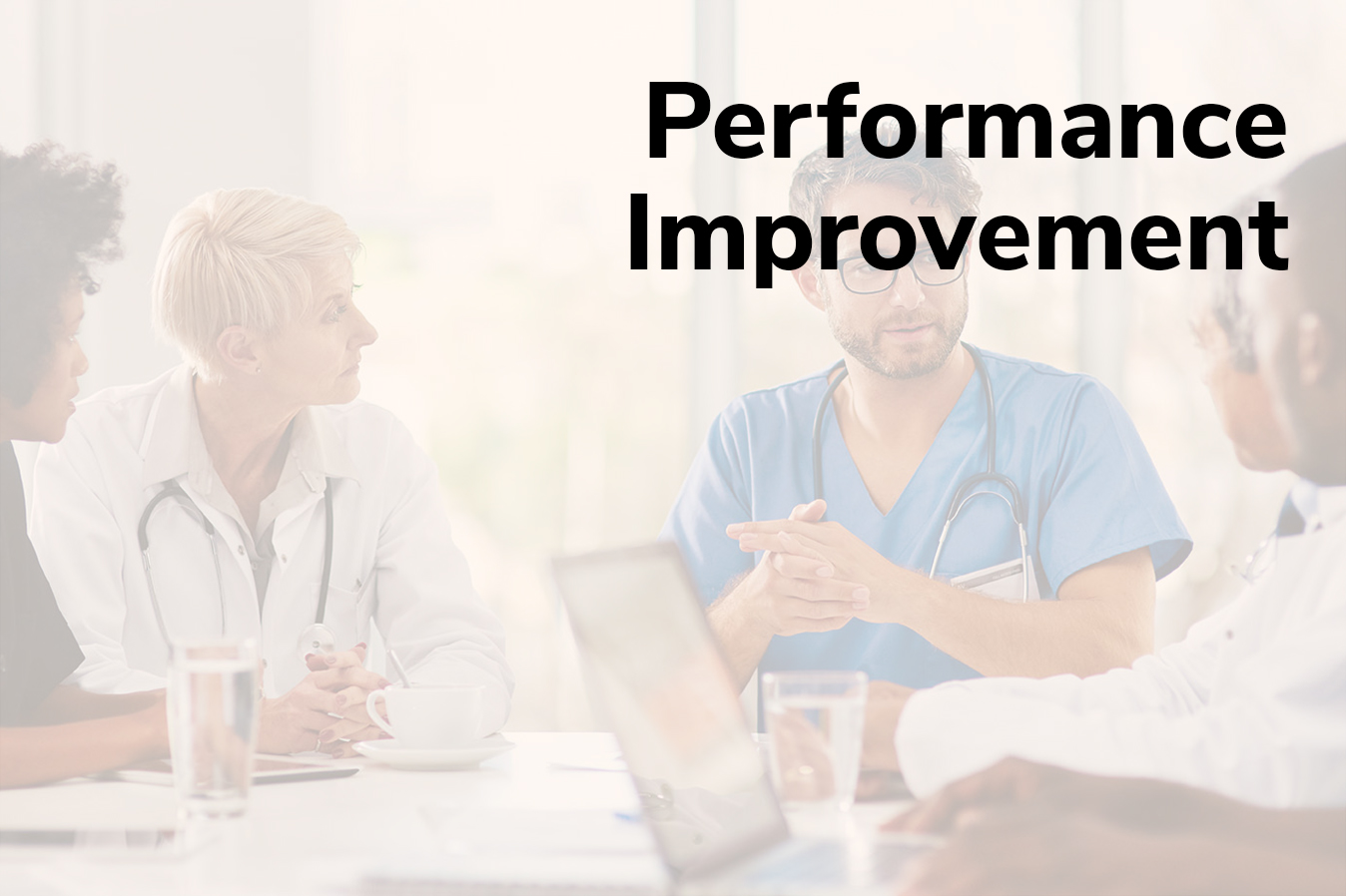 Performance Improvement Title Frame