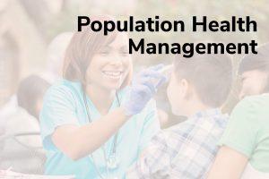 Population Health Management Title Frame