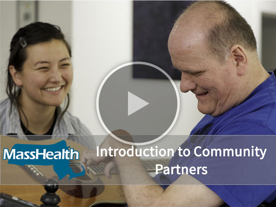 Introduction to Community Partners