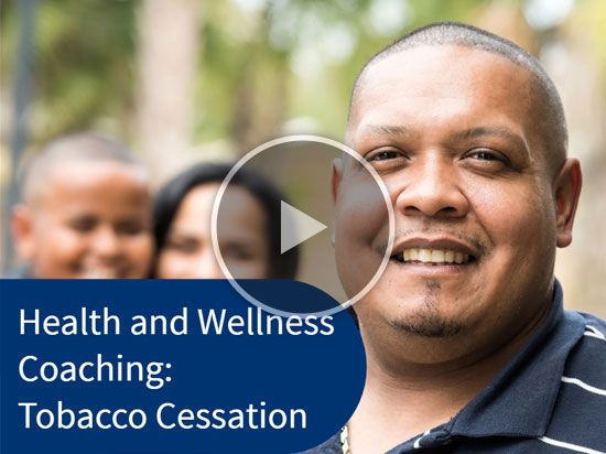 Health and Wellness Coaching: Tobacco Cessation