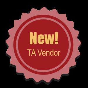 New! TA Vendor