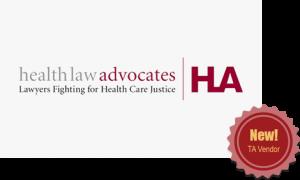 Health Law Advocates - New! TA Vendor