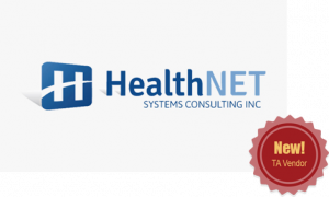 HealthNET Systems Consulting - New! TA Vendor